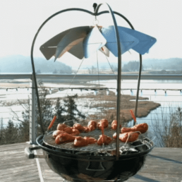 America's Greatest Weber Kettle Grill Add-On since 1952